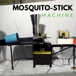 Mosquito Stick Making Machine