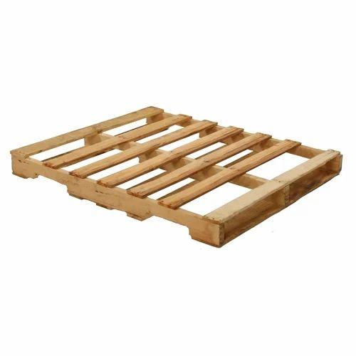 Wood Stringer Pallet At Rs 1200 Piece