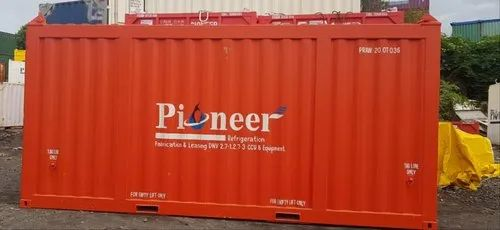 DNV 2 7-1 Certified Containers - DNV Containers Rental
