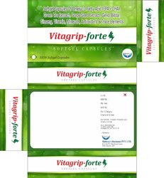Vitagrip-forte Softgel Capsule