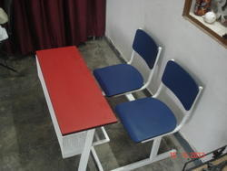 Classroom Furniture Dual Desk