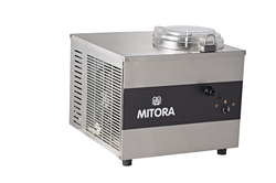 Live Ice Cream Batch Freezer MVX-1