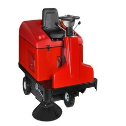 Electric Road Sweeping Machine