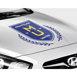Car Stickers - Clear