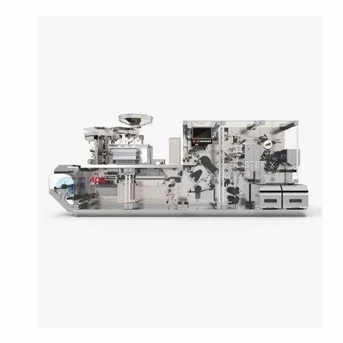 ACG Blister-X 55 Cycles/min Packaging Machine - ACG Pharma