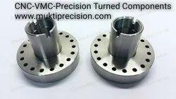 VMC Components Job Works