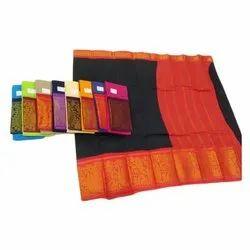 Madurai Cotton Handloom Party Wear Saree