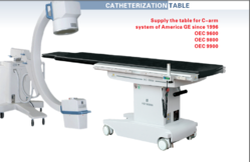 Catheterization Table - Hotborn DC2000