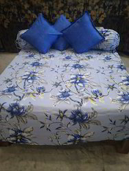 60 x 90 Inch Cotton Printed Diwan Cover