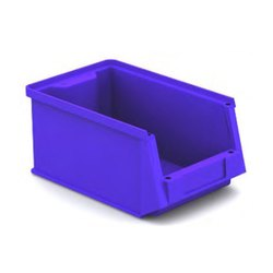 25 Plastic Storage Stacking Bin