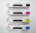 Neha 7545 Colour Toner Cartridge For Use In  Xerox 7525,7530,7535,7545,7556,7830,7835,7845,7855