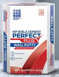MP Birla Cement Perfect Plus Wall Putty 40 Kg
