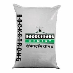 PPC (Pozzolana Portland Cement) Rockstrong Cement, Packaging Size: 50 kg, Cement Grade: General High Grade