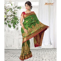 Green South Indian Silk Sarees