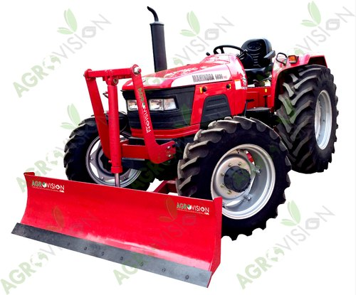 Agrovision Red Tractor Front Dozer & Blade, Model Name/Number: A-TD8,   ID:  14521522873