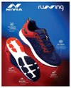 Men Nivia Yorks Running Shoes, Size: 5-11