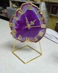 Agate Stone Watch