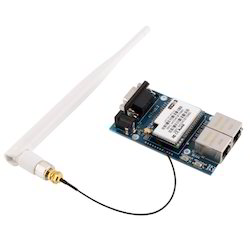 HLK-RM04 UART To WIFI With External Antenna Test Board