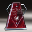 Wooden CEO Awards Trophy