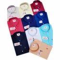 Mens Colored Plain Shirt
