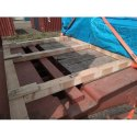 Flat Rack Container Cargo Lashing Service