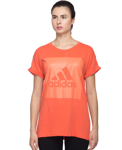 7c5094fe5 Polyester Women's Adidas Essentials Logo Tee, Rs 749 /piece | ID ...