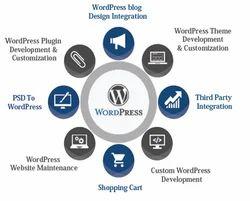 WordPress Web Development Service in Sukhdev Nagar,, Panipat, MR Web