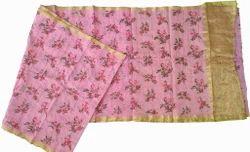 Designer Jodhpuri Exclusive Chanderi Silk Fabric Floral Safa & Turban
