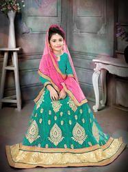 PR Fashion New Designer Kids Lehenga Choli