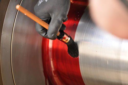 Red Liquid Dye Penetrant