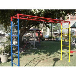 Playground Bridge Ladder