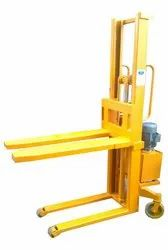 Coil Handling Hydraulics Lifter Machine