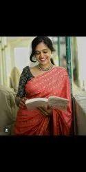 Katan Silk Weaving Sarees