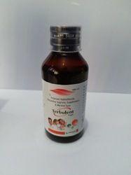 Ambroxol Guaiphenesin Terbutaline Menthol Syrup