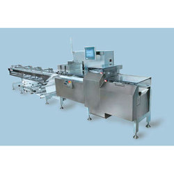 Horizontal Flow Wrapper Machine For Pharmaceutical Industry