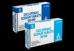 Diclofenac Sodium Tablets 50mg/100mg