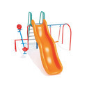 Outdoor Play Ground Slide