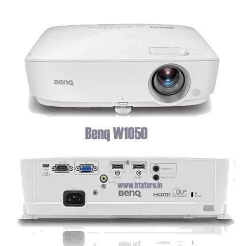 Benq Home Theatre Full Hd Projector W1050