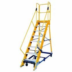 FRP Trolley Ladder