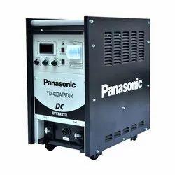 Three Phase YD-400AT3DJR Panasonic GBT Inverter DC Arc Welding System