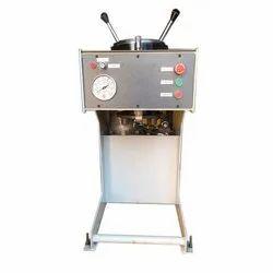 Electric Vertical Hose Crimping Machine