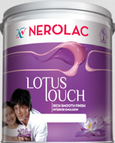 Lotus Touch Paints