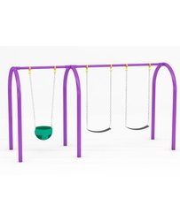 Park Swing with Bucket