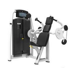 Cast Iron Biceps Arm Extension Machine