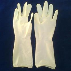 White Disposable Surgical Gloves, Size: 6 Inches, 7 Inches, 8 Inches, 8.5 Inches, 9 Inches