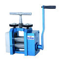 Rolling Mill Hand Operated With Gearbox 4 inch