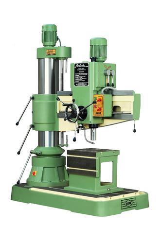 Radial Drill Machines  and All Geared Radial Drilling