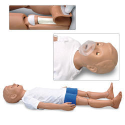 Advanced 5-Year-Old CPR And Trauma Care Simulator