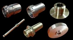 CNC Machined Turned Components
