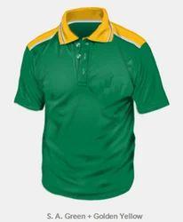 Cotton Plain Men's Sports T-Shirt